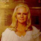 PEGGY LEE (VOCALS) Bridge Over Troubled Water album cover