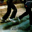 PEGGY LEE (CELLO) Peggy Lee / Dylan van der Schyff : These Are Our Shoes album cover