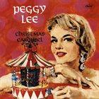 PEGGY LEE (VOCALS) Christmas Carousel album cover