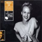 PEGGY LEE (VOCALS) Complete Capitol Small Group Transcriptions album cover