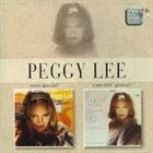 PEGGY LEE (VOCALS) Extra Special! / Somethin' Groovy! album cover