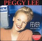 PEGGY LEE (VOCALS) Fever and Other Hits album cover