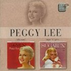 PEGGY LEE (VOCALS) I Like Men! / Sugar 'n' Spice album cover