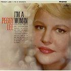 PEGGY LEE (VOCALS) I'm a Woman album cover