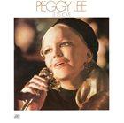PEGGY LEE (VOCALS) Let's Love album cover