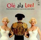 PEGGY LEE (VOCALS) Ole ala Lee album cover