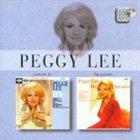 PEGGY LEE (VOCALS) Pass Me By / Big Spender album cover
