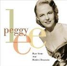 PEGGY LEE (VOCALS) Rare Gems and Hidden Treasures album cover