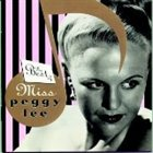 PEGGY LEE (VOCALS) The Best of Miss Peggy Lee album cover