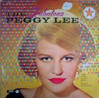 PEGGY LEE (VOCALS) The Fabulous Peggy Lee album cover