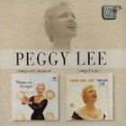 PEGGY LEE (VOCALS) Things Are Swingin' / Jump for Joy album cover