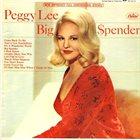 PEGGY LEE (VOCALS) Big Spender album cover