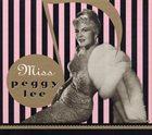 PEGGY LEE (VOCALS) Miss Peggy Lee album cover