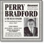 PERRY BRADFORD Perry Bradford & The Blues Singers in Chronological Order 1923-1927 album cover