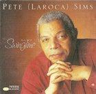 PETE LA ROCA Swingtime (as Pete (LaRoca) Sims) album cover