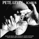 PETE LEVIN Icarus album cover