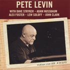 PETE LEVIN Iridiumlive 008 - 4.8.2012 album cover