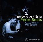 PETER BEETS New York Trio album cover
