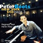 PETER BEETS New York Trio, Page 3 album cover