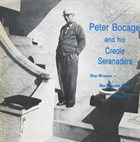 PETER BOCAGE Peter Bocage & His Creole Serenaders album cover