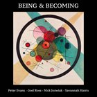 PETER EVANS Being & Becoming album cover