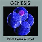 PETER EVANS Genesis album cover