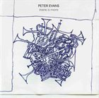 PETER EVANS More Is More album cover