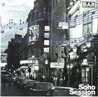 PETER GREEN Peter Green Splinter Group : Soho Session (aka Soho Live) album cover