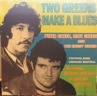 PETER GREEN Two Greens Make A Blues album cover