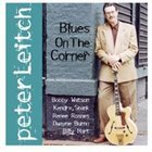 PETER LEITCH Blues on the Corner album cover