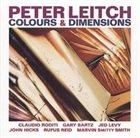 PETER LEITCH Colours & Dimensions album cover