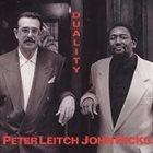 PETER LEITCH Peter Leitch, John Hicks : Duality album cover