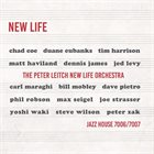 PETER LEITCH The Peter Leitch New Life Orchestra : New Life album cover
