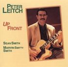 PETER LEITCH Up Front album cover