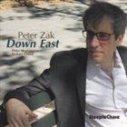 PETER ZAK Down East album cover