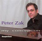 PETER ZAK My Conception album cover