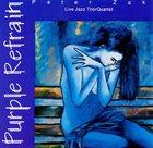 PETER ZAK Purple Refrain album cover