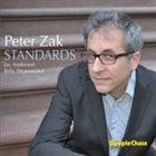 PETER ZAK Standards album cover