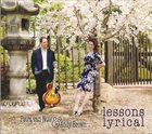 PETRA VAN NUIS Petra van Nuis & Andy Brown : Lessons Lyrical album cover