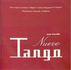 PETRAS VYŠNIAUSKAS Nuevo Tango album cover