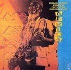 PHAROAH SANDERS Africa album cover