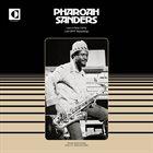 PHAROAH SANDERS Live in Paris (1975) album cover