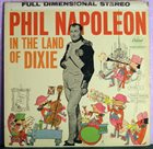 PHIL NAPOLEON In the Land of Dixie album cover