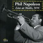 PHIL NAPOLEON Live At Nick's Nyc album cover