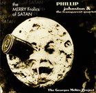 PHILLIP JOHNSTON The Merry Frolics of Satan album cover