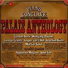 PIANO CONCLAVE (GEORGE GRUNTZ PIANO CONCLAVE) Palais Anthology album cover
