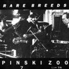PINSKI ZOO Rare Breeds album cover