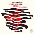 PIOTR DAMASIEWICZ Piotr Damasiewicz & Power of the Horns Ensemble : Polska album cover