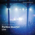 PORTICO QUARTET Live album cover