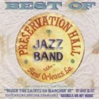 PRESERVATION HALL JAZZ BAND Best of Preservation Hall Jazz Band album cover